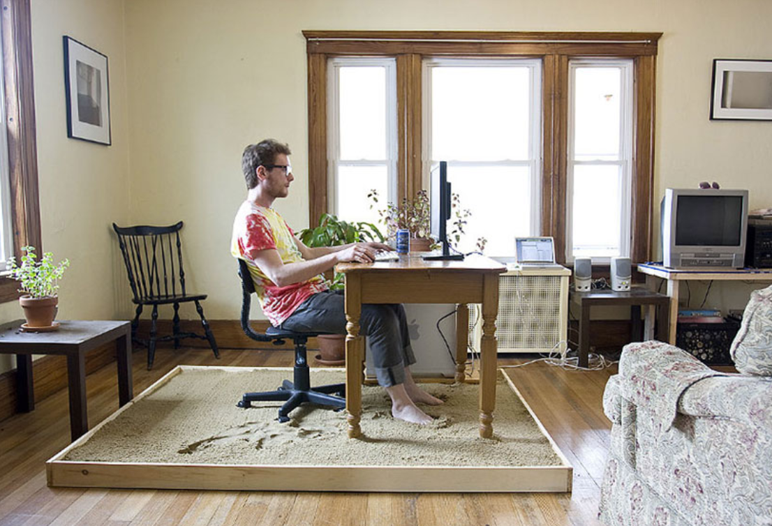 8 Weird and wonderful Jobs You Can Do At Home – And Some Odd Workspaces To Go With Them